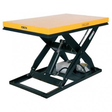 HIW1 - Table élévatrice fixe électrique 1000 kg . 1300 x 800 mm