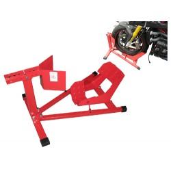 CR04802 - Cale réglable pour roue de motos / Capacité : 300 kg