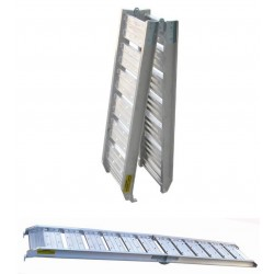 RA18201 - Rampe Aluminium 1.8 M / Capacité : 200 kg