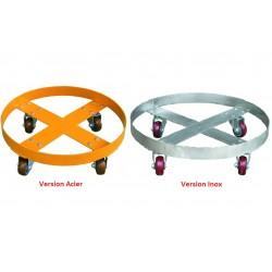 SD - Rouleur pour fûts ( 4 modèles )