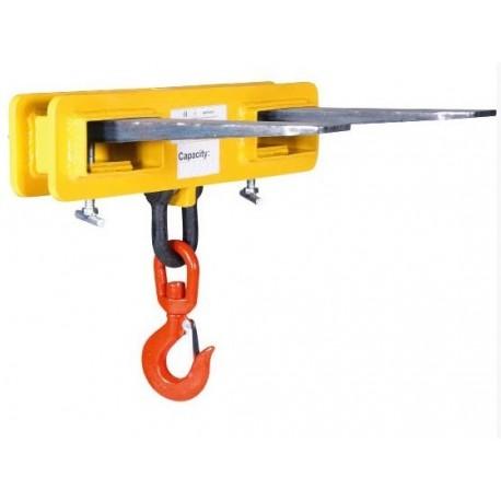 MK10 - Bloc de levage pour fourches / Capacité 1000 kg