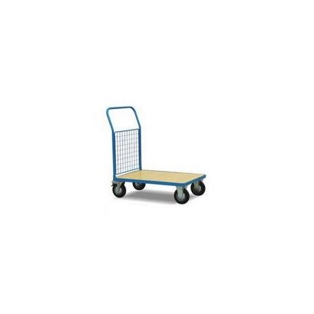 CZ50E/CZ50F - Chariot de transport standard plateforme bois,capacité 500 kg