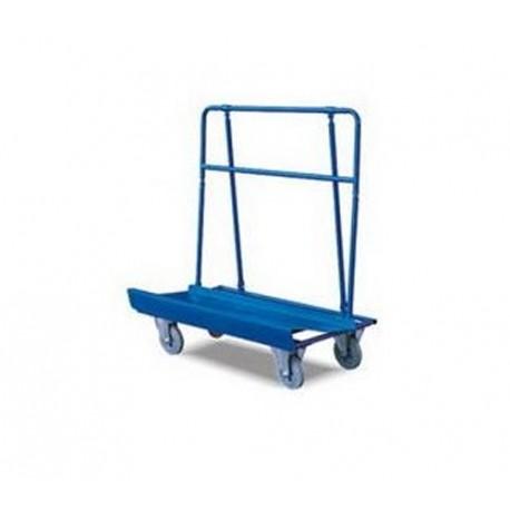 PR500 - Chariot porte-panneaux sur roulettes,capacité 500 kg