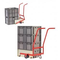 TY200 - Chariot porte-bacs / Capacité : 200 Kg