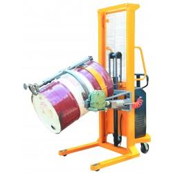 Gerbeur retourne fûts électrique / Capacité : 520 kg