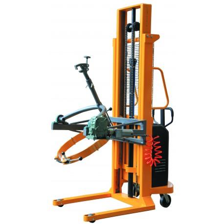 DA450AB - Gerbeur retourne fûts électrique / Capacité : 450 kg / 2300 mm