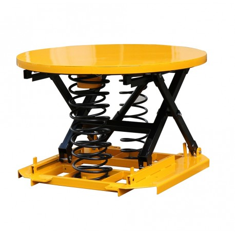 SPP360M - Table élévatrice rotative avec mise à niveau automatique
