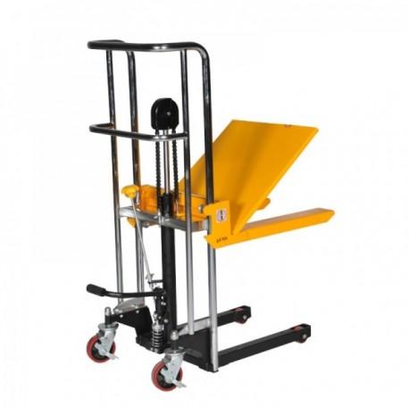GM4085 -Gerbeur manuel à plateau amovible 400 kg / 850 mm