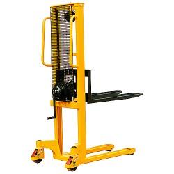 WS100 -Gerbeur à manivelle 1000 kg / 1500 mm