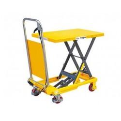 TF15 - Table élévatrice manuelle 150 kg . 740 x 450 mm