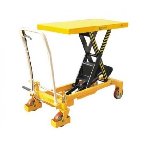 TF75 - Table élévatrice manuelle 750 kg . 1000 x 510 mm